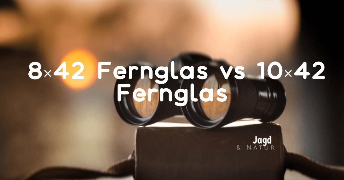 8×42 Fernglas vs 10×42 Fernglas