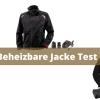 Beheizbare Jacke Test