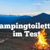 Campingtoiletten