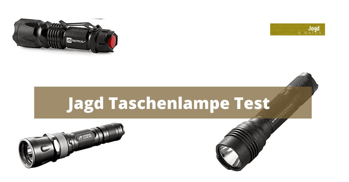 Jagd Taschenlampe Test