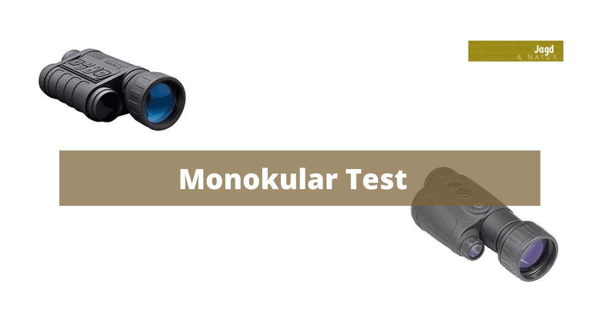 Monokular Test