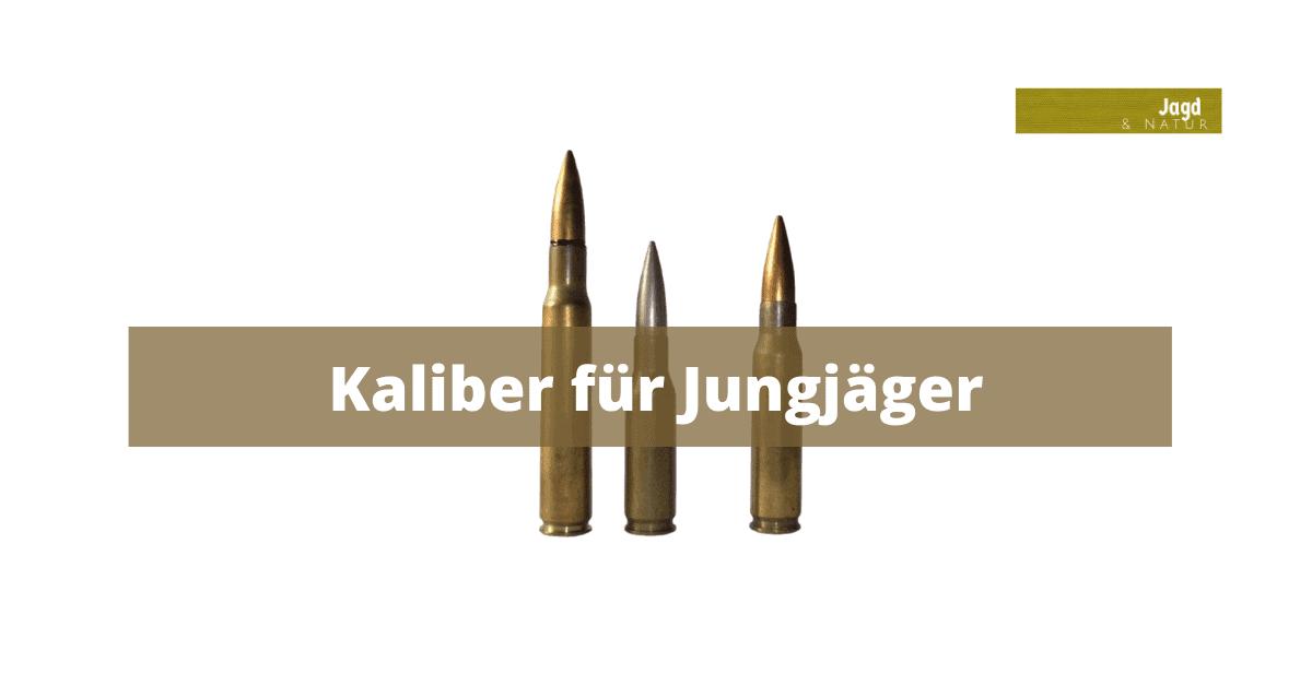 Kaliber für Jungjäger