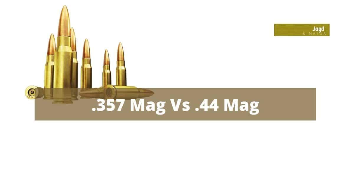 357 Mag Vs .44 Mag