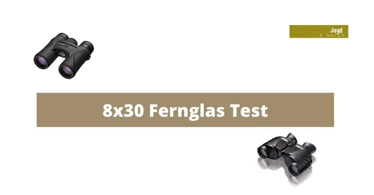 8x30 Fernglas Test