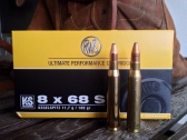 8X68S Munition Test & Erfahrungen